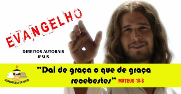JESUS DA DE GRAÇA